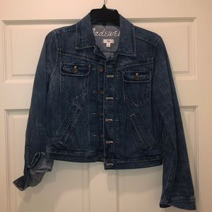 Madewell Denim Jean Jacket
